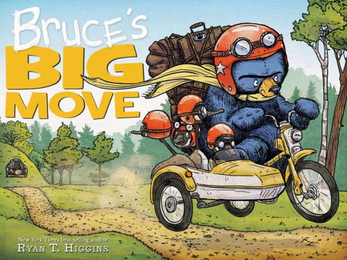 Bruce's Big Move (Mother Bruce Series) book