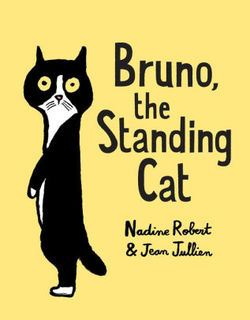 Bruno, the Standing Cat Book