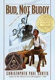 Bud, Not Buddy book