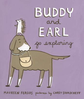 Buddy and Earl Go Exploring book