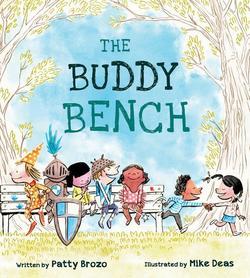 Buddy Bench book