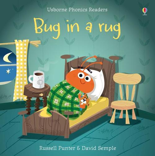 Bug in a Rug book