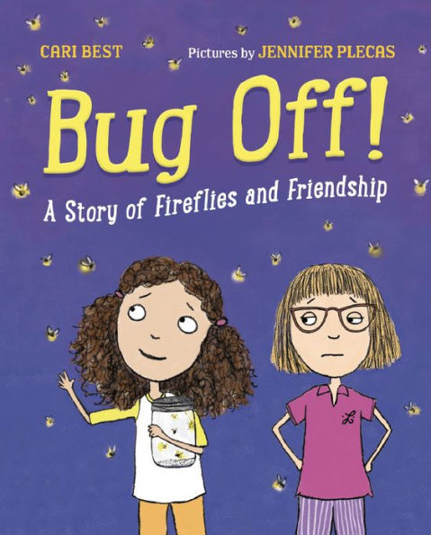 Bug Off! book