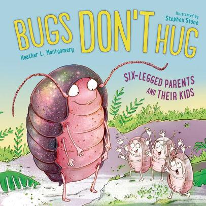 Bugs Don't Hug book