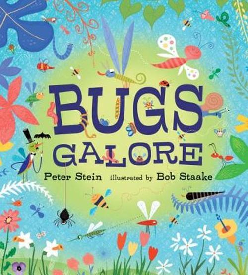 Bugs Galore book