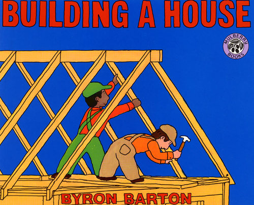 Building a House book