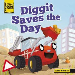 Building God's Kingdom: Diggit Saves the Day book