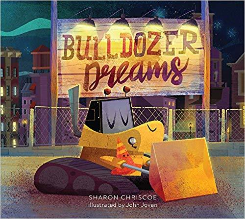 Bulldozer Dreams book