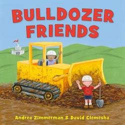Bulldozer Friends book