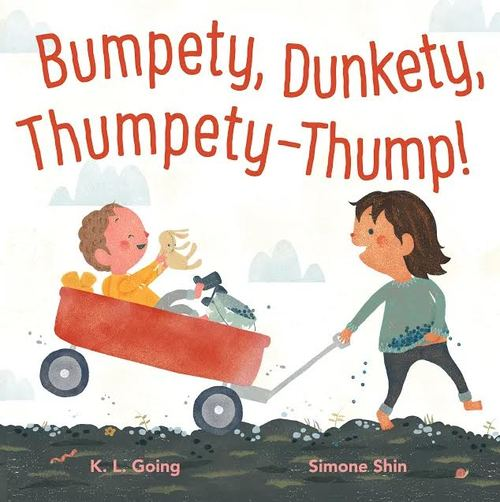 Bumpety, Dunkety, Thumpety-Thump! book