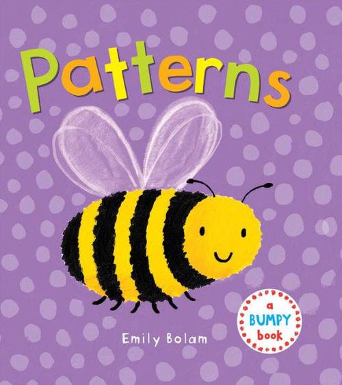 Bumpy Books: Patterns book