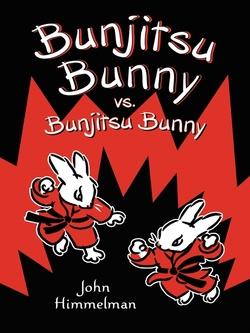 Bunjitsu Bunny vs. Bunjitsu Bunny book