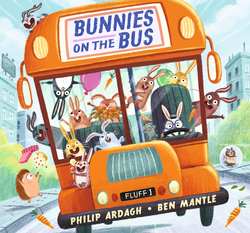 Bunnies on the Bus book