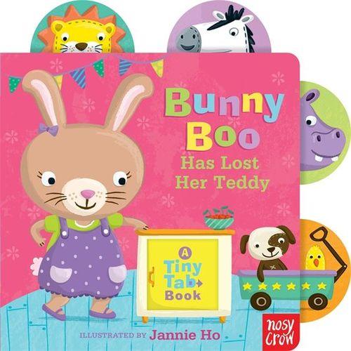 Bunny Boo Has Lost Her Teddy book