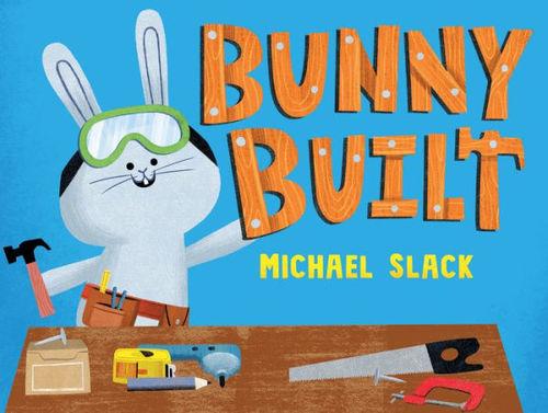 Bunny Built book