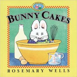 Bunny Cakes book