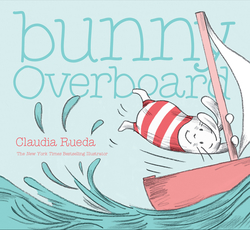 Bunny Overboard book