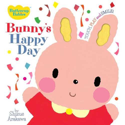 Bunny's Happy Day book