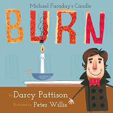 Burn: Michael Faraday's Candle book