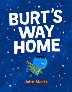 Burt's Way Home book