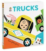 Busy Baby: Trucks book