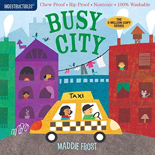 Busy City book