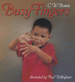 Busy Fingers book