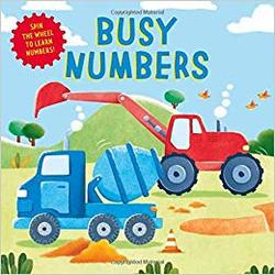 Busy Numbers book