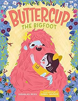 Buttercup the Bigfoot book
