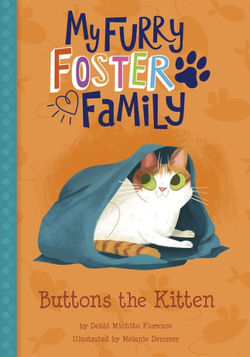 Buttons the Kitten book