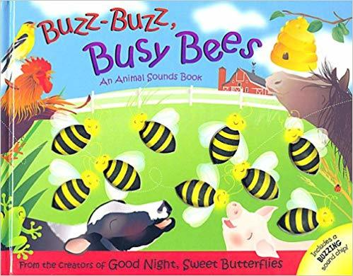 Buzz buzz busy bees book
