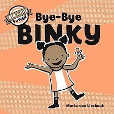 Bye-Bye Binky book