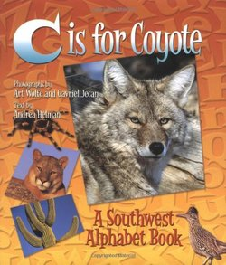 C Is for Coyote book