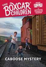 Caboose Mystery book