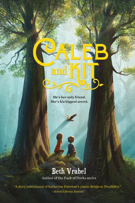 Caleb and Kit book