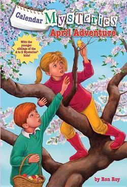 Calendar Mysteries: April Adventure book