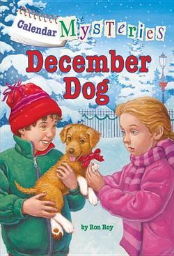 Calendar Mysteries: December Dog book