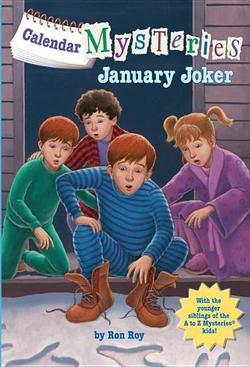 Calendar Mysteries: January Joker book