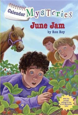 Calendar Mysteries: June Jam book
