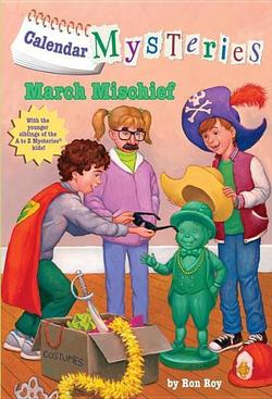 Calendar Mysteries: March Mischief book