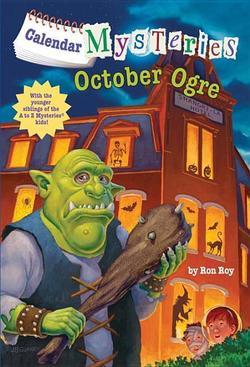 Calendar Mysteries: October Ogre book