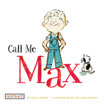 Call Me Max book