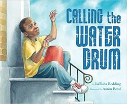 Calling the Water Drum book