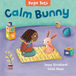 Calm Bunny book
