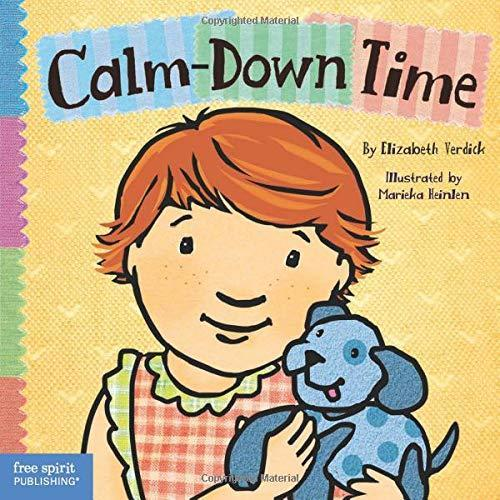 Calm-Down Time (Toddler Tools) book