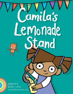 Camila's Lemonade Stand book