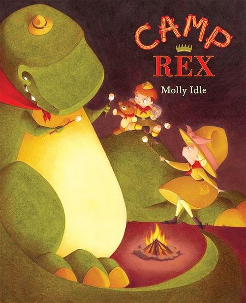 Camp Rex book
