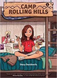 Camp Rolling Hills book
