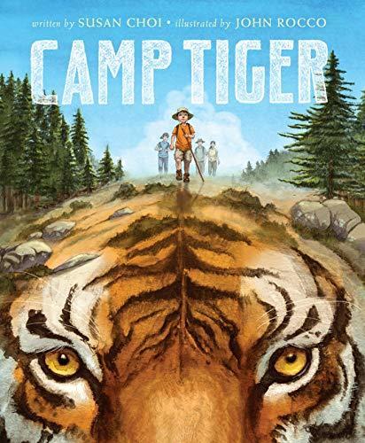 Camp Tiger book