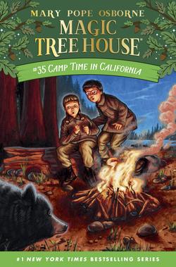 Camp Time in California book